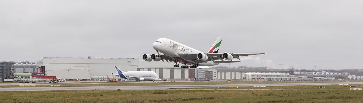 Flugzeugwerft von Airbus (Foto: Christian Schmidt)