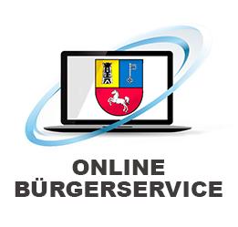 Startseitenbanner Online Bürgerservice
